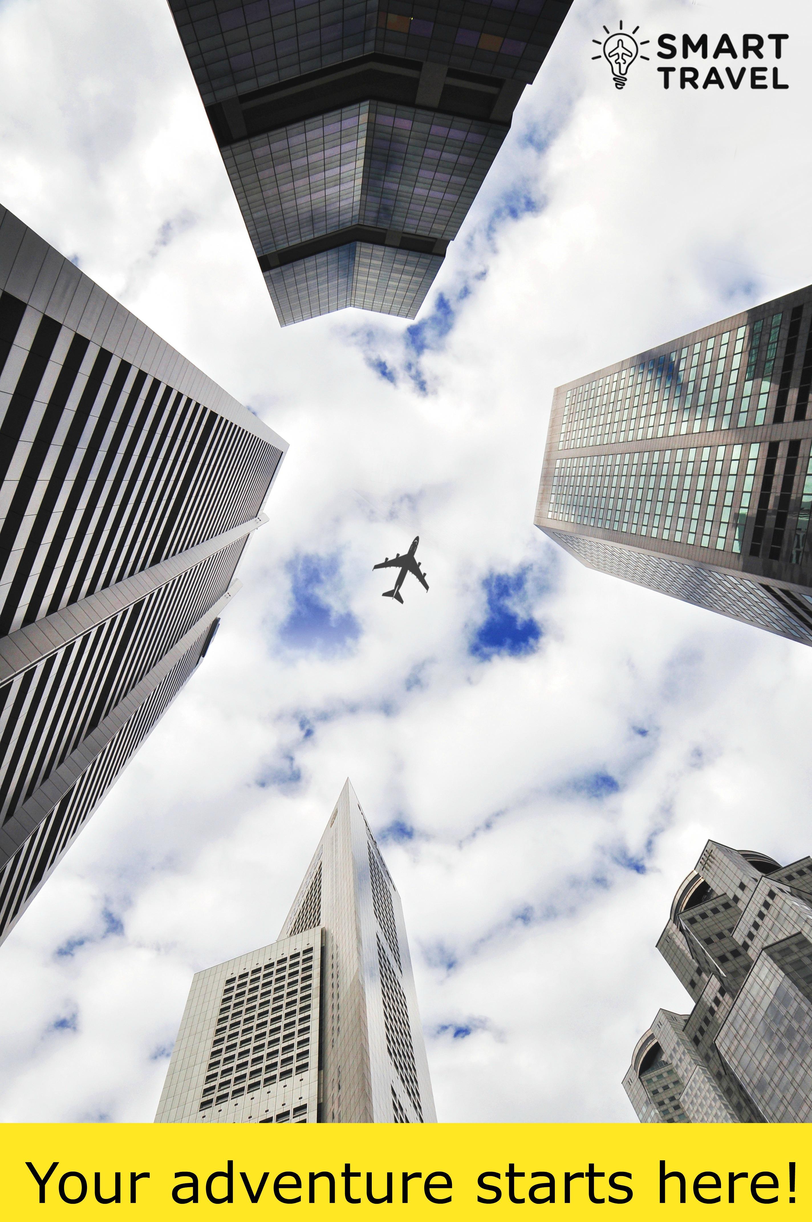 fe454725a2c1 Smart Travel   Repülőjegy foglalás